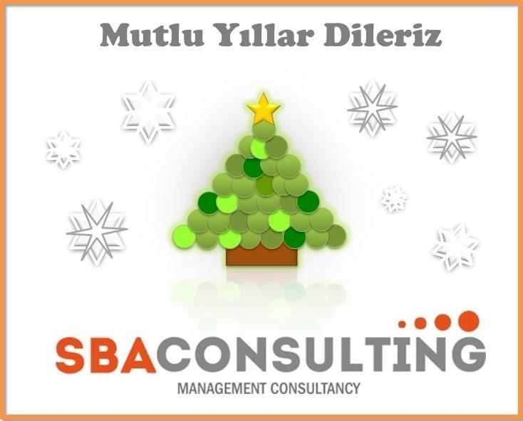 SBA Consulting – Mutlu Yıllar Dileriz